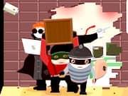 Juego Equipo de Ladrones