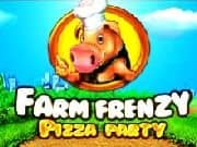 Juego Farm Frenzy Pizza Party - Farm Frenzy Pizza Party online gratis, jugar Gratis