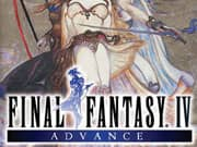 Juego Final Fantasy IV Advance