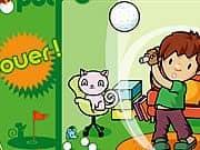Juego Golf Ratoncito - Golf Ratoncito online gratis, jugar Gratis