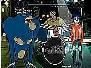 Juego Gorillaz la Banda Musical