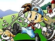 Juego Harvest Moon Friends of Mineral Town (U)