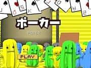 Juego Poker Japonés