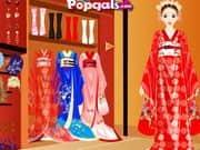 Japanese Girl Dress Up