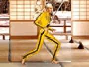 Juego kung fu election