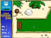 Juego La Gran Isla de Minigolf