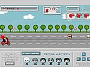 Juego La Motoneta Veloz - La Motoneta Veloz online gratis, jugar Gratis