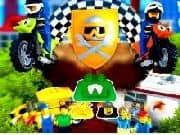 Juego Lego MotoCross