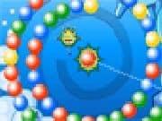 Juego lucky balls
