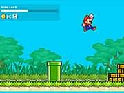 Juego Mario Bros Tiempo de Ataques