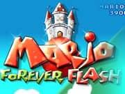 Juego mario forever flash