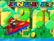 Juego Mario Jungle Jet
