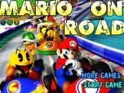 Juego Mario On Road