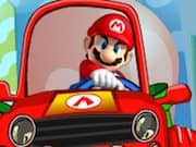 Juego Mario World Traffic - Mario World Traffic online gratis, jugar Gratis