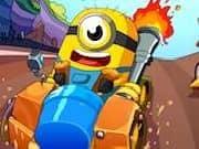 Juego Minion Go Kart