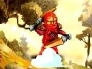 Juego Ninjago Climbing - Ninjago Climbing online gratis, jugar Gratis