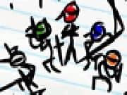 Juego notebook ninja