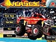 Juego Oversize Monster Truck 3D