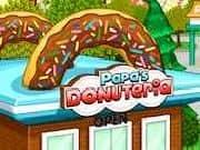 Juego Papas Donuteria