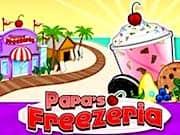 Juego Papas Freezeria