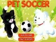 Juego Pet Soccer