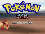 Juego Pokemon Normal Version