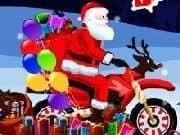 Juego Santa Drive