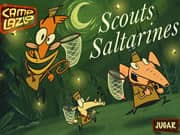 Juego Scouts Saltarines