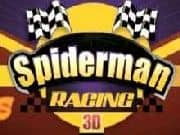 Juego Spiderman Racing 3D - Spiderman Racing 3D online gratis, jugar Gratis
