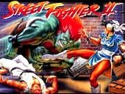 Juego Street Fighter II The World Warrior (E)