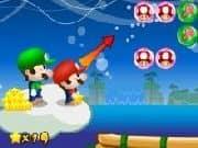 Juego Super Mario Colecta Frutas