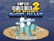 Juego Super Mario Star Scramble Ghost Island 2