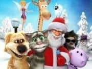 Juego Talking Santa - Talking Santa online gratis, jugar Gratis