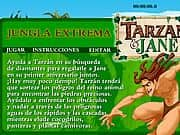 Juego Tarzan y Jane Diamantes de Regalo