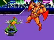 Juego Teenage Mutant Hero Turtles IV  Turtles in Time
