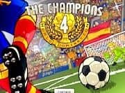 Juego The Champions 4 World Domination - The Champions 4 World Domination online gratis, jugar Gratis