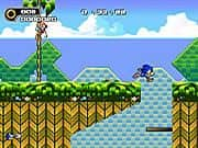 Juego Sonic Ultimate Flash - Sonic Ultimate Flash online gratis, jugar Gratis