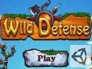 Juego Wild Defense